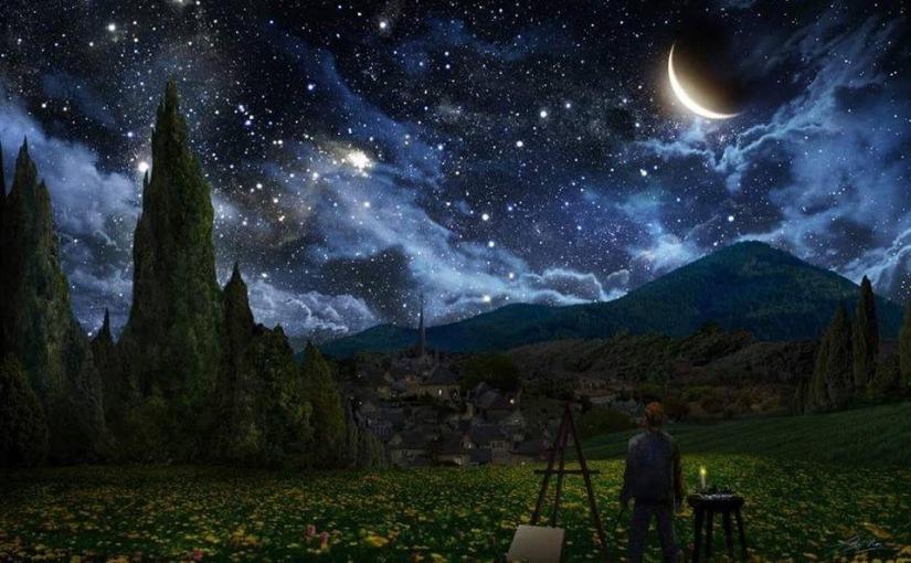 POTD: God's Nocturne